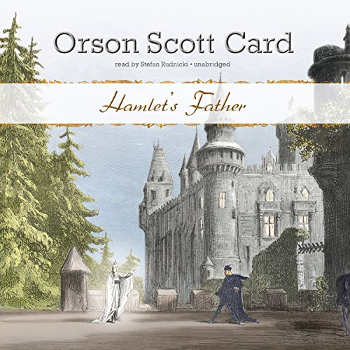 Hamlet's Father audiobook cover art