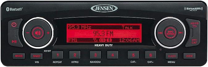 Jensen Bluetooth Stereo - AM/FM/WB/USB/iOS/Sirius XM Ready for 06-13 Harley FLHX2