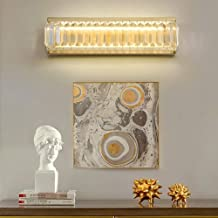 Chandeliers Magical Lights Crystal Mirror Headlight Mirror Cabinet Light Bathroom Bathroom Corridor Aisle Creative Simple ...