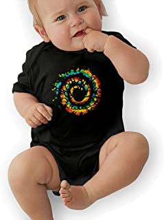 MJML5 Baby University At Albany Logo Romper Bodysuit Outfits