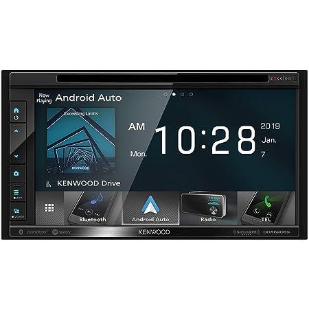 Amazon Com Kenwood Excelon Ddx6906s 6 8 Double Din Multimedia Dvd Receiver Automotive