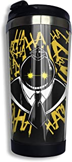 Assassination Classroom Allien Sensei Personalized Travel Mug Stainless Steel Coffee Tumbler Double Wall Vacuum Insulated Coffee Mug For Christmas,Birthday,Home,Office