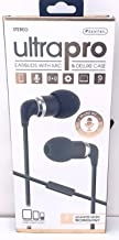 Sentry Ultra Pro Metal Earbuds with In-Line Mic & Deluxe Case, H7001