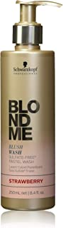 BlondMe by Schwarzkopf Blush Wash Strawberry 250ml