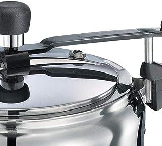 Prestige Nakshatra Alpha Induction Base Stainless Steel Pressure Cooker, 3 Liters, Silver