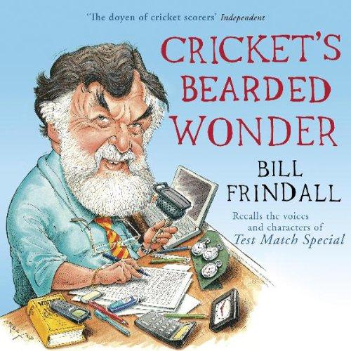 Cricket's Bearded Wonder cover art