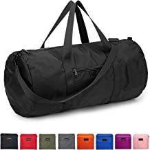 "Vorspack Small Duffel Bag 20"" Foldable Gym Bag for Men Women Duffle Bag Lightweight with Inner Pocket for Travel Sports"
