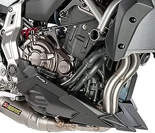 Rosso XX eCommerce Motocicletta Bellypan Engine Spoiler Carena ABS per 2014-2017 Yamaha FZ-07 MT-07 FZ07 MT07 2015 2016