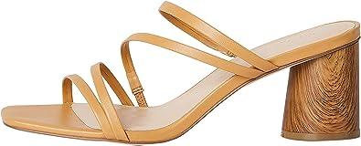 Marchio Amazon - find. - #_Shana-10j52, Scarpe con cinturino alla caviglia Donna