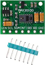 Lysignal MAX30100 Pulse Oximeter Heart Rate Sensor Module for Arduino for Wearable Health Fitness Assistant Devices Medical Monitoring Devices