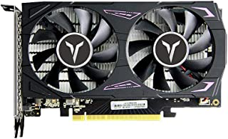بطاقة جرافيك Goolsky GTX1650-4G D6 GA 1410/1590MHz 12000MHz 4GB/128bit/GDDR6 Gaming Graphics Card DVI-D+HDMI+DP للكمبيوتر ...