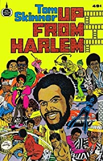 Up from Harlem (Spire Christian comics)