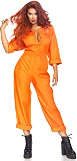 Blonde Brand New Orange is the New Black Jailhouse Prisoner Costume Wig