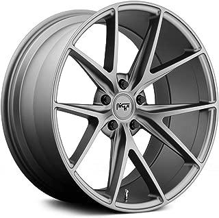 Niche M116 Misano 19x8.5 5x114.3 +33mm Anthracite Wheel Rim