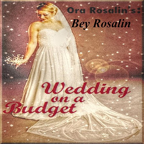 Wedding on a Budget audiobook cover art