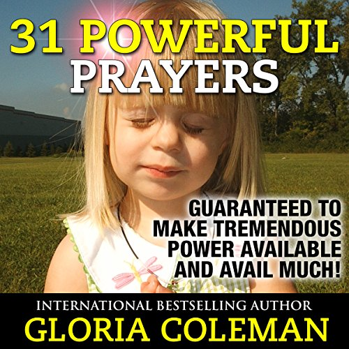 31 Powerful Prayers  By  cover art