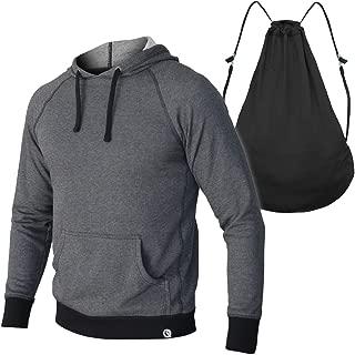Quikflip 2-in-1 Reversible Backpack Hoodie (As Seen on Shark Tank) Unisex Pullover Hero Hoodie