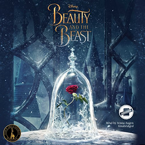 Beauty and the Beast audiobook cover art
