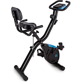 Capital Sports Azura 2 Bicicleta estática Plegable (3 kg de Masa ...