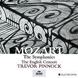 Mozart : Intégrale des Symphonies