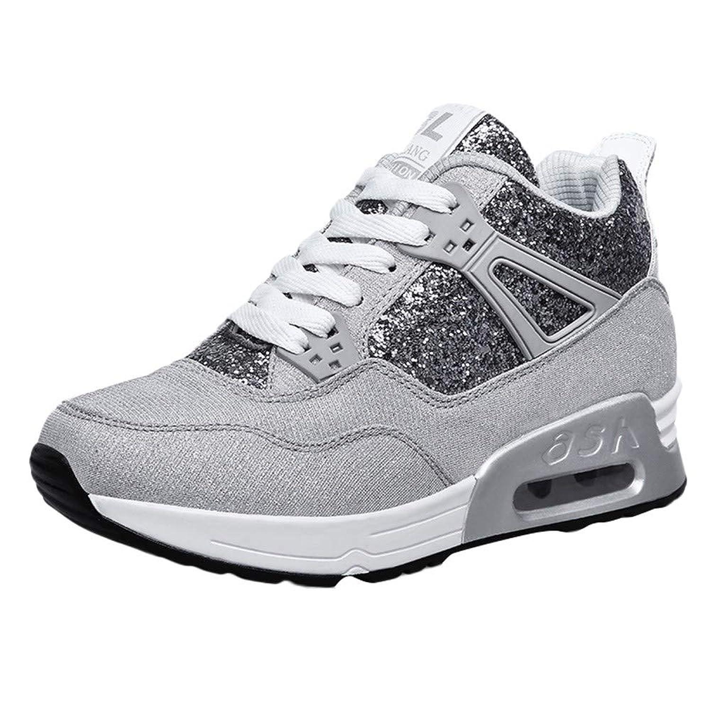 ランニングシューズ スニーカー レディース メンズ ジョギングシューズ 運動靴 軽量 防水 通学靴 [春の屋] ファッション女性はカジュアルシューズを増やすスポーツシューズ学生靴ランニングシューズ