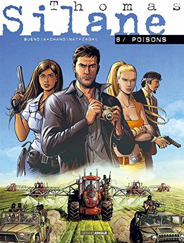 Thomas Silane - volume 8 - Poisons