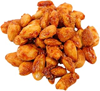 Q's Nuts - Banana Foster Almonds - Nut Artisan - Vegan Flavored Nuts - no Gluten, Soy or Dairy - Delicious Caramel Flavors...