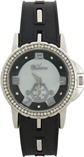 Charisma Casual Watch for WomenLeather B and, Analog, C5331
