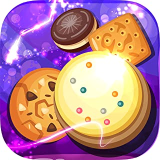 Cookie Dash Saga - Mania Of Fun Soda Candies Match 3 Puzzle Game