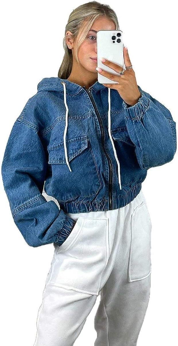 IKRUSH Womens Khloe Oversized Jacket