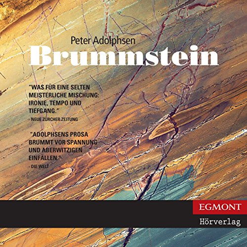 Brummstein audiobook cover art
