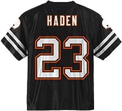 Joe Haden Cleveland Browns Black Youth Player Fashion Jersey