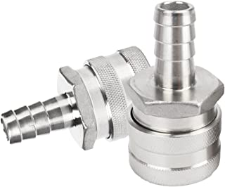Best quick disconnect fittings brewing Reviews