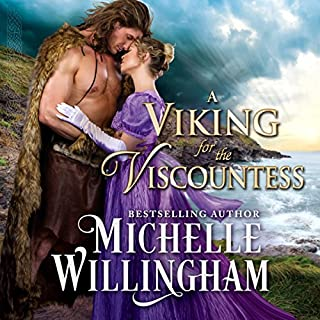 A Viking for the Viscountess audiobook cover art