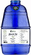 Holistic Pet Care LLC Silver for Pets- 20 PPM 1 Gallon - for Dogs, Cats, Horses and All Pets