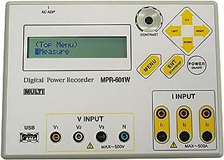 マルチ計測器 デジタルパワーレコーダ MPR-601W-02