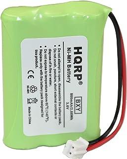HQRP NiMH 3.6V Battery for GRACO 2791, 2791DIG1, 2791DIGI1, 2795, 2795DIG1, 2795DIGI1, 2791VIB1, A3940 Imonitor Vibe Digit...