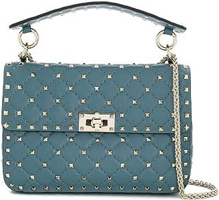 Luxury Fashion | Valentino Womens TW2B0122NAP16U Light Blue Handbag | Spring Summer 20