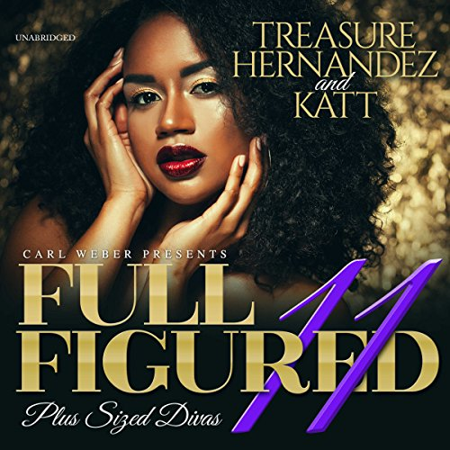 Full Figured 11 audiobook cover art