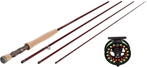Scientific Anglers Ampere Outfit Complete Rod, Reel, Line, and Rod Tube One Color, 8-Weight/9ft