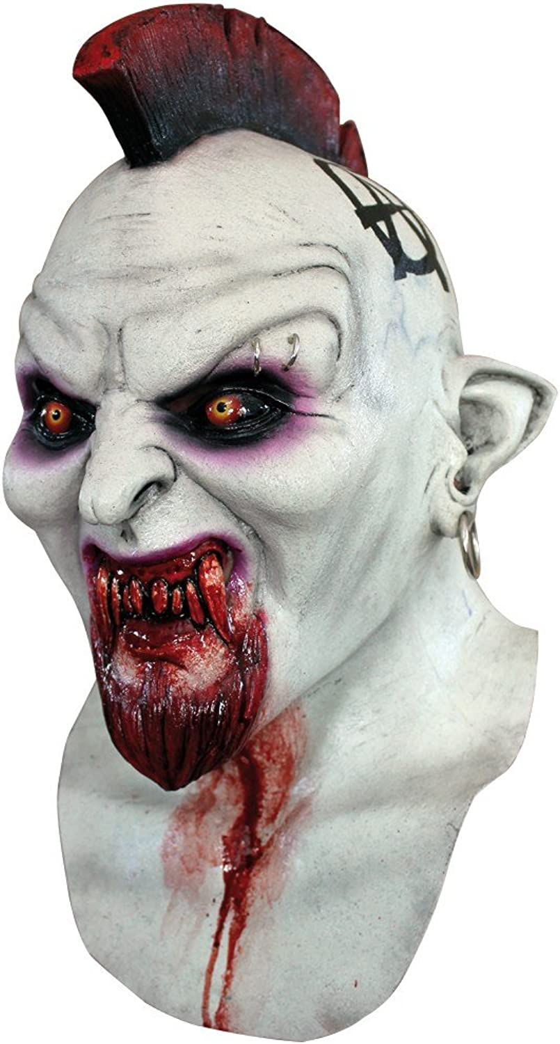 Zombie punk mask for adult