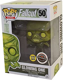 Funko Pop Fallout Exclusive Glowing one~ Glow in The Dark