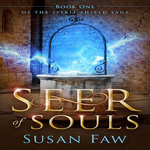 Seer of Souls audiobook cover art