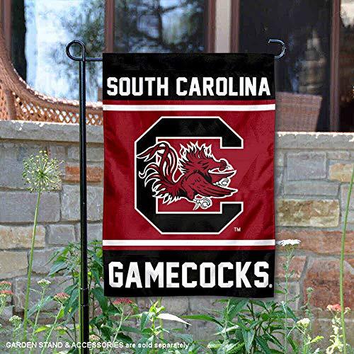 College Flags & Banners Co. South Carolina Gamecocks Garden Flag