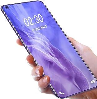 OUKITEL C21 SIMフリースマートフォン Helio P60 Android 10.0 スマホ本体 20MP AI前側カメラ20MP+16MP 4眼カメラ6.4インチ4GB RAM+64GB ROM 4000 mAh携帯電話4Gデュア...