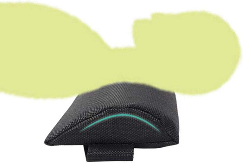 Lizefang Coj/ín para Hamaca Coj/ín para Hamaca Coj/ín para Tomar el Sol Coj/ín para la Cabeza Soporte para el Cuello Altura Ajustable Coj/ín para Muebles de Exterior para Silla reclinable Plegable adorable