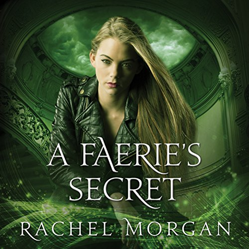 A Faerie's Secret audiobook cover art