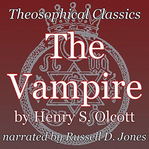 The Vampire audiobook cover art