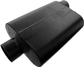Flowmaster 943047 Super 44 Muffler - 3.00 Center IN / 3.00 Offset OUT - Aggressive Sound