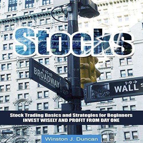 Stocks audiobook cover art
